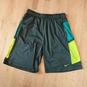 Men's Nike Dri-FIT shorts athletic size large